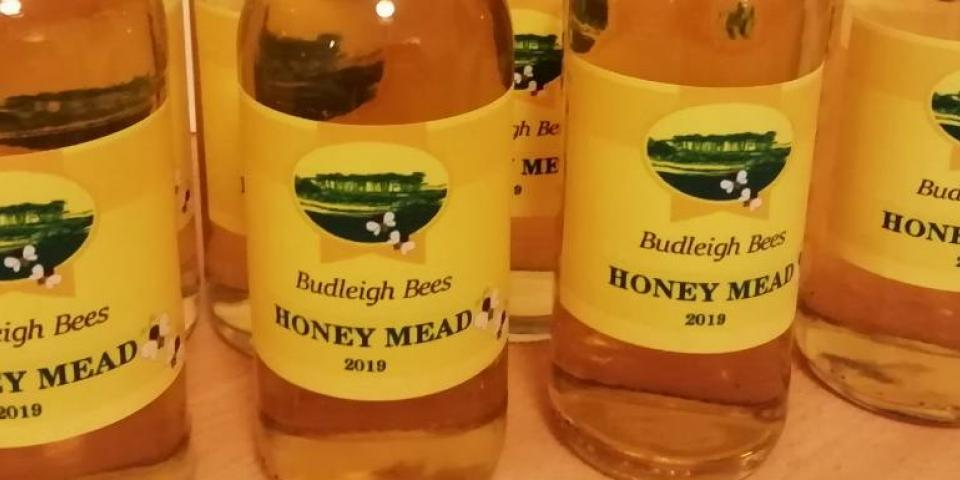 Honey mead labels